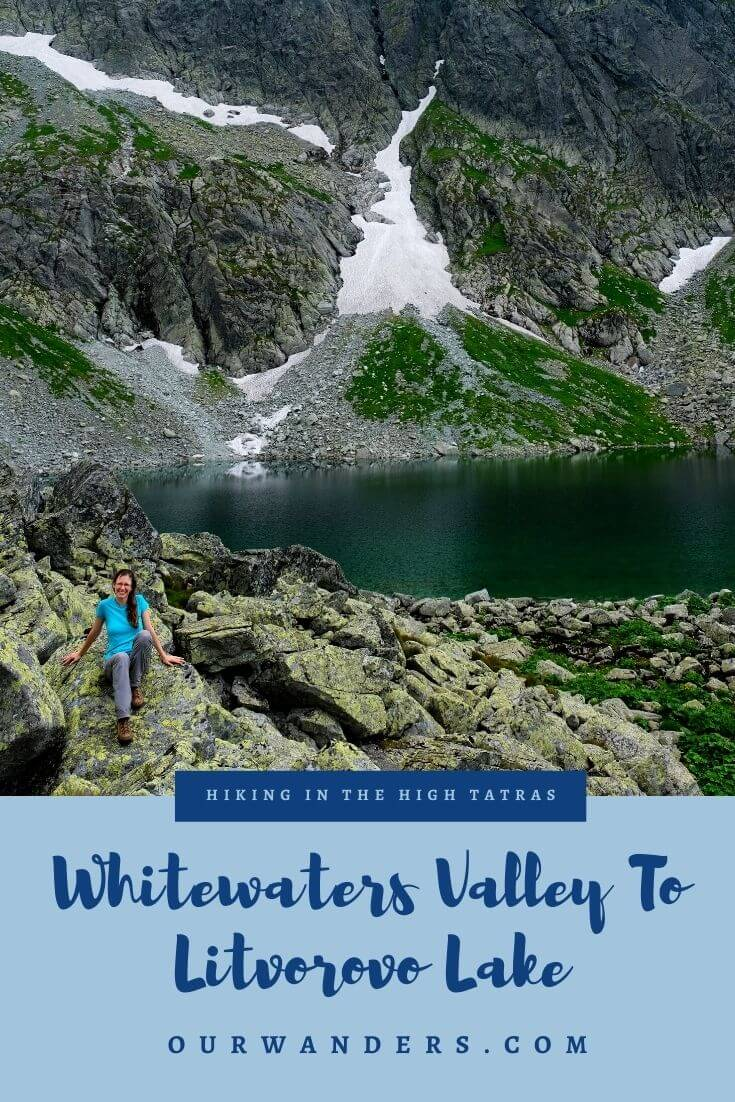 Hike Whitewaters Valley To Litvorovo Lake In The High Tatras