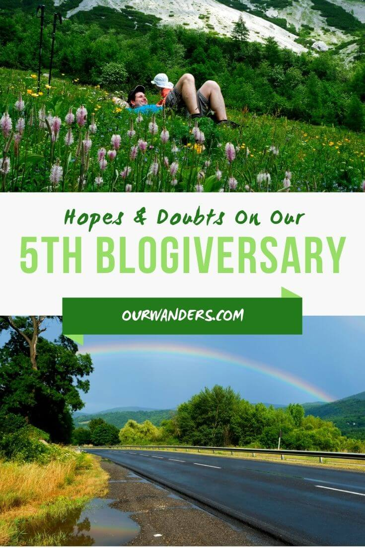 Our 5th Blogiversary: Hopes And Doubts